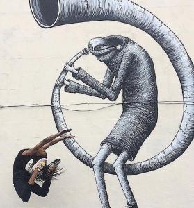 modern jazz dancing