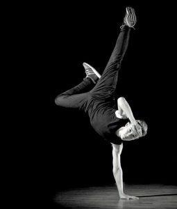 street dance and hip hop dance