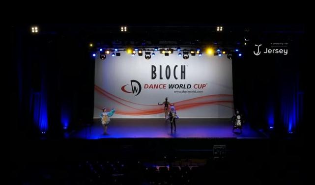 U18 Song & Dance Quartet (world title winners)