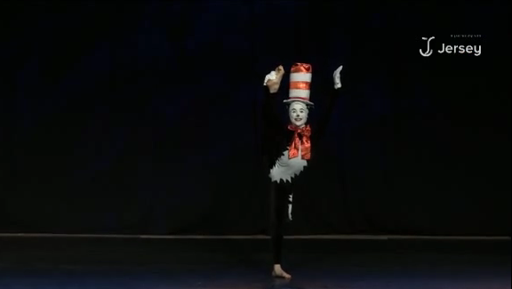 U14 Acro Modern Solo (world title winner)